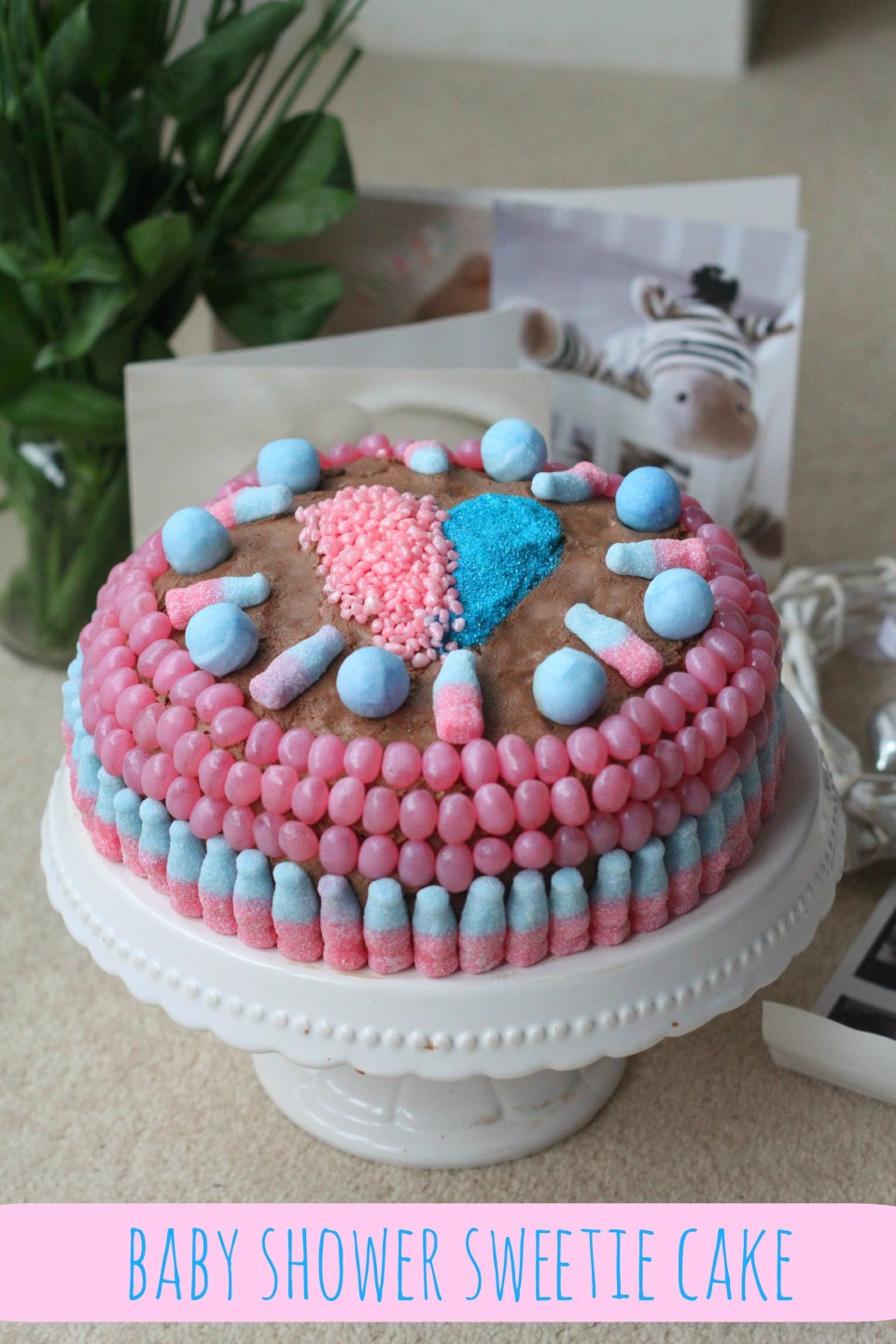 Baby Shower Sweetie Cake