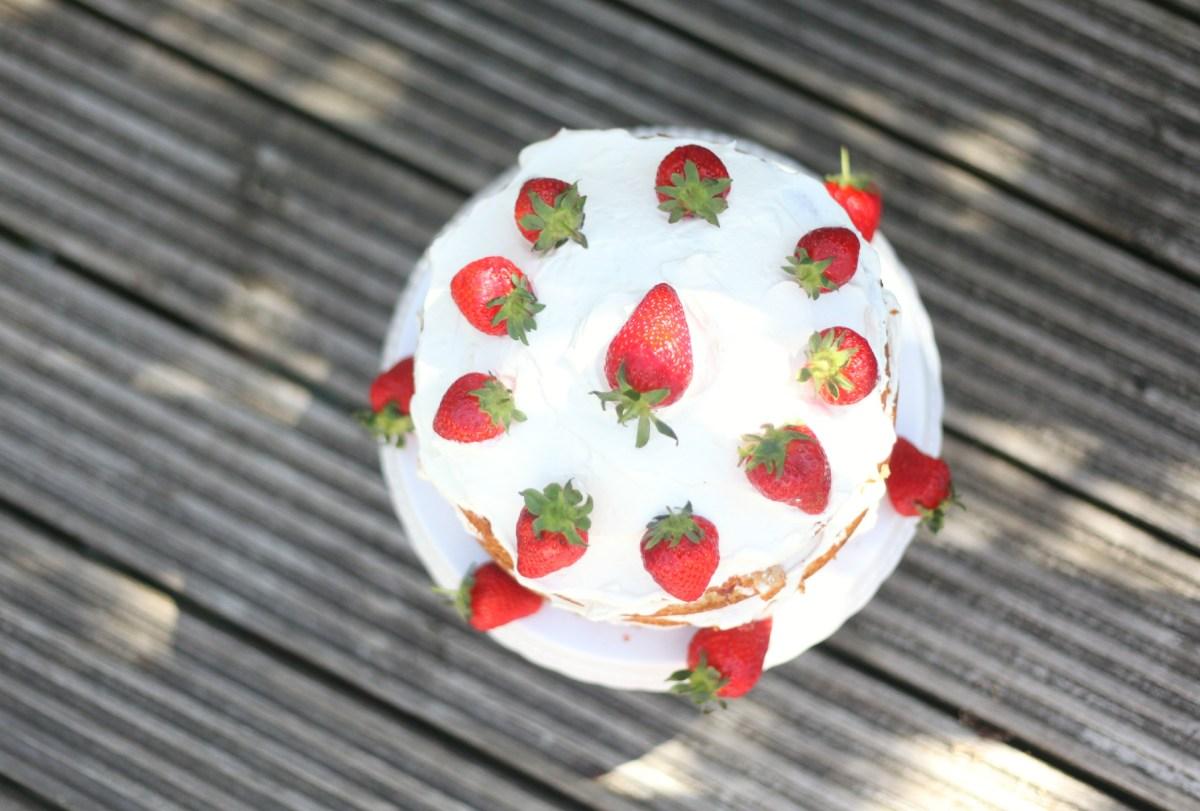 strawberrypinataflatlay