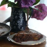 Chocolate Orange Clafoutis