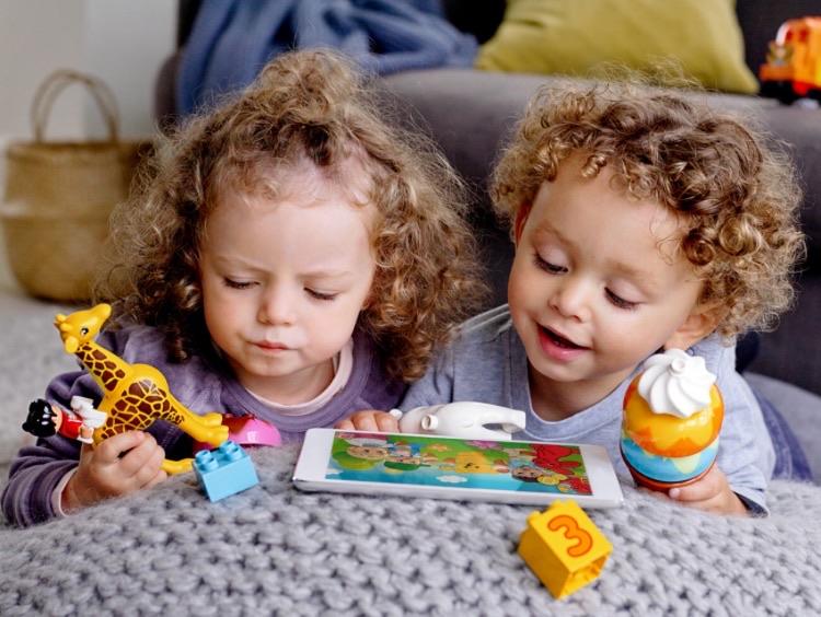 Learning Through Lego Duplo Play