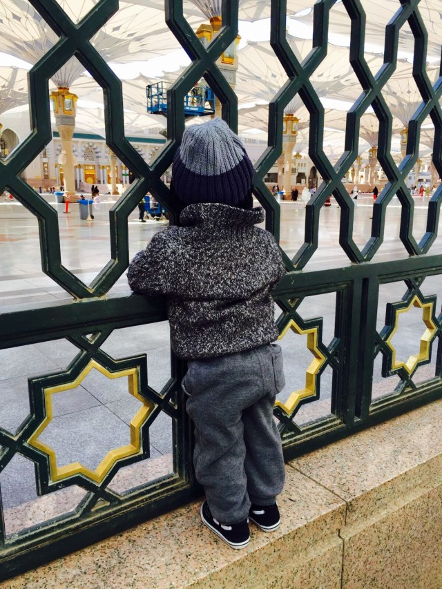 madinah toddler