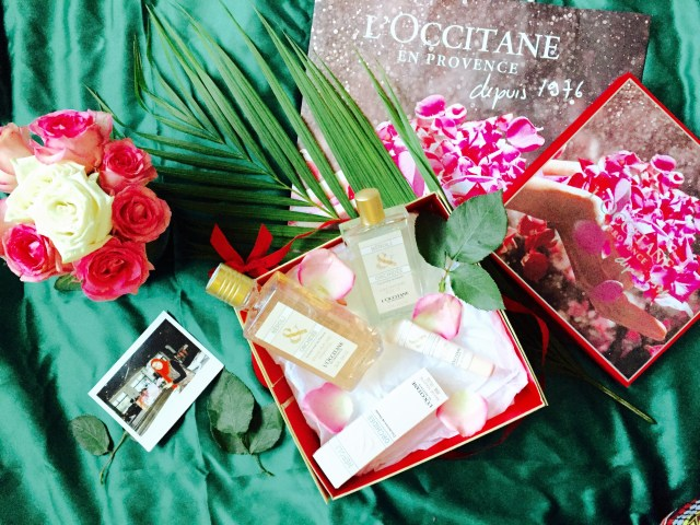loccitane press pack