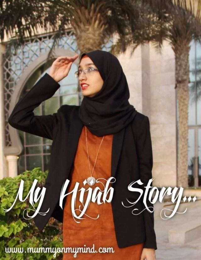 mummyonmymind my hijab story