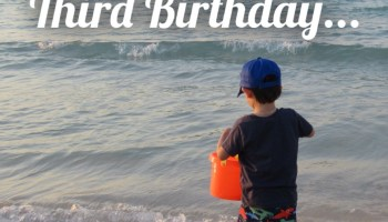 A Letter to my Second Born on his First Birthday    • Mummy