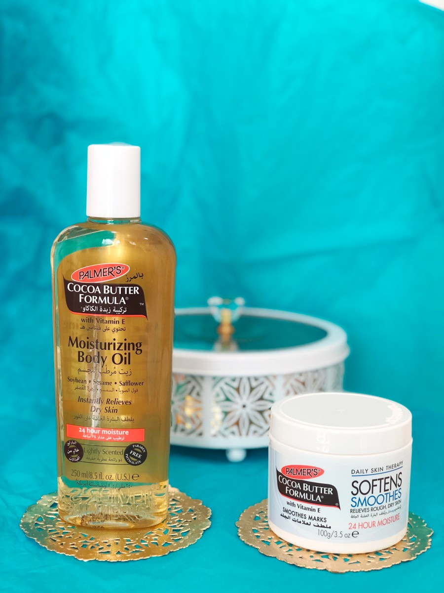 Palmer's Cocoa Butter Formula Star Products - Review...