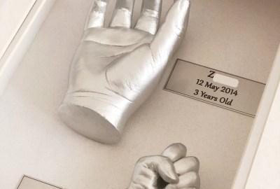 hand casting First Impression Artwork mummyonmymind