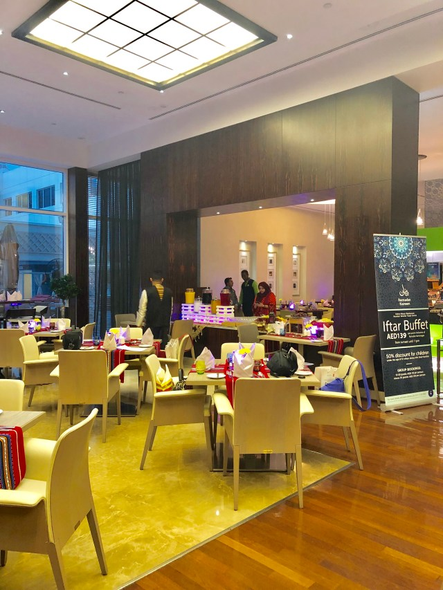 novotel world trade centre iftar mummyonmymind