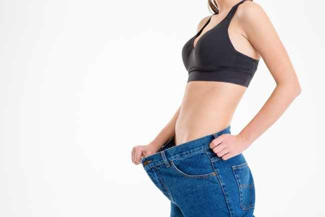 how to get rid of baby belly loose skin