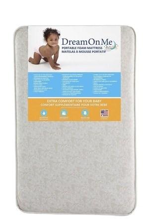 Dream On Me Foam Pack