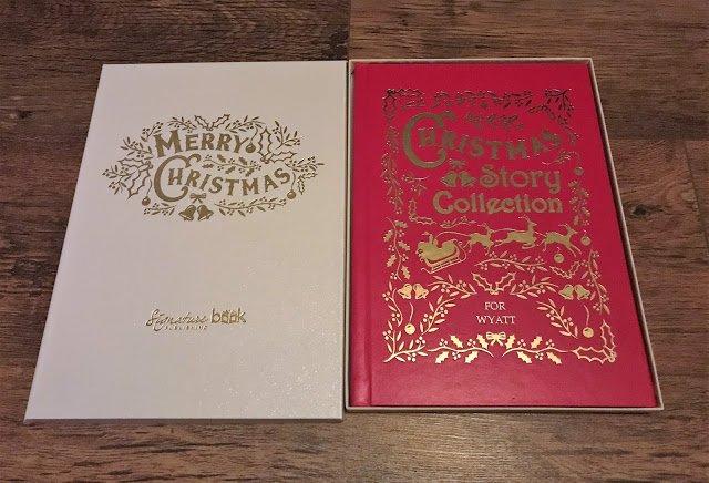 christmas story book