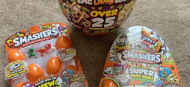 Zuru Epic Egg Smashers