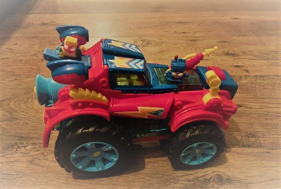 Super Zings Monster Roller