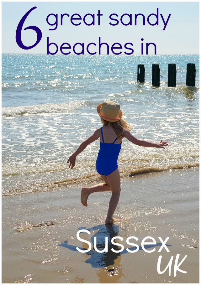 Beaches Near London: The Best Sandy Beaches In Sussex