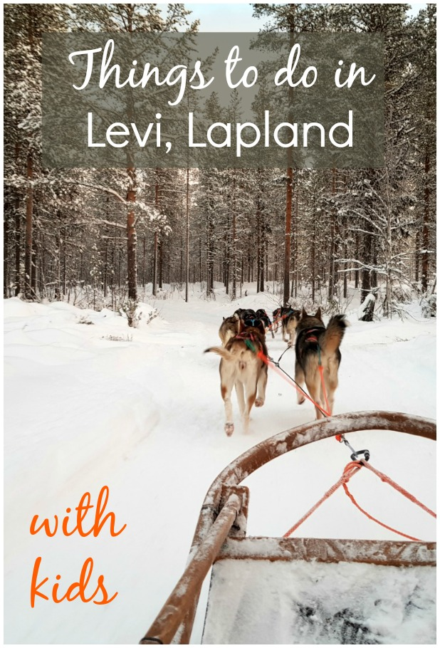 97466069a70 My tips on what to do in Levi with kids as part of a Lapland Santa