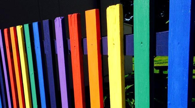 silent sunday, rainbow