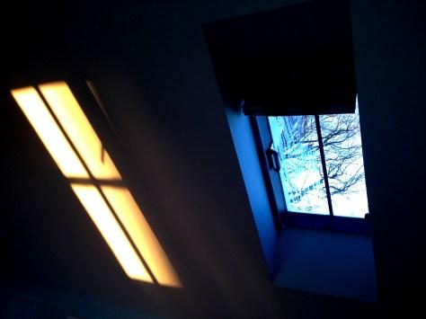 sun shadow, mumof2
