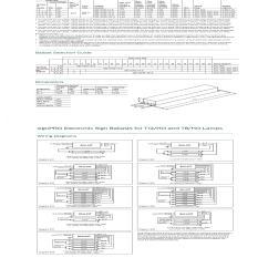 Bodine B50 Fluorescent Emergency Ballast Wiring Diagram 2006 Ford F150 Alternator Philips B100 34