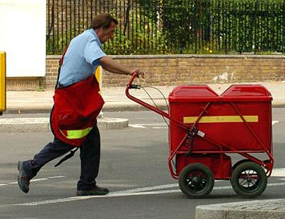 Postmen Should Be Fined For Risking Animals Lives