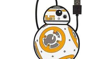 Star Wars BB8 USB Mug Warmer Heating Pad Coaster