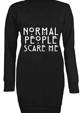 Women Girls Normal Peoples Scare Me American Horror Story