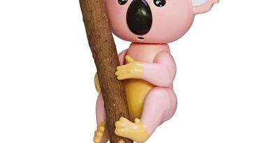 Interactive Finger Pet Electronic Baby Koala Toy Stress Relief for Boys and Girls
