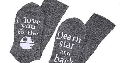 Unisex Cotton Socks I love you