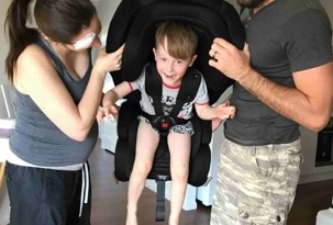 Car Seat Safety-Can You Do This?