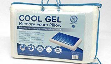 2X KEPLIN Cooling Gel Pillows
