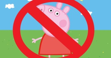 Why I Banned Peppa Pig From My House
