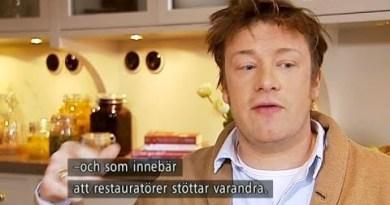 Jamie Oliver en suikergebruik bij kinderen (in de USA)