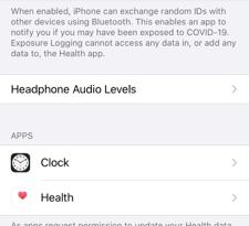 Covid 19 Sensor Watching Your Phone