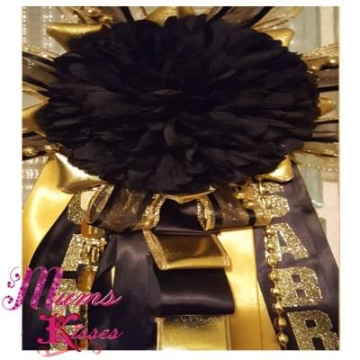 senior homecoming garter