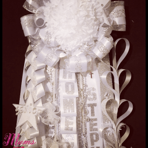 Senior Homecoming Garter Single