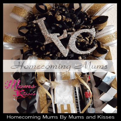 All Custom Homecoming Mums