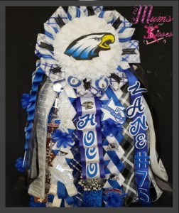 garter for homecoming