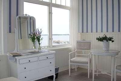 room in Klitterhus, Angelholm