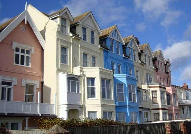 Houses in Aldeburgh, Suffolk