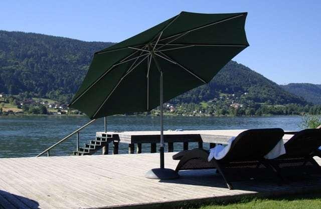 apart hotel legendaer Ossiacher See