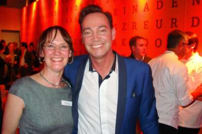 Craig Revel Horwood at P&O press launch