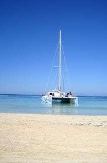 Island routes catamaran cruise jamaica
