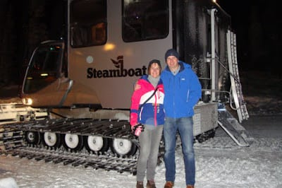 Snowcat, Steamboat