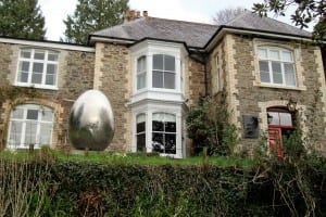 Broomhill art hotel and sculpture foundation