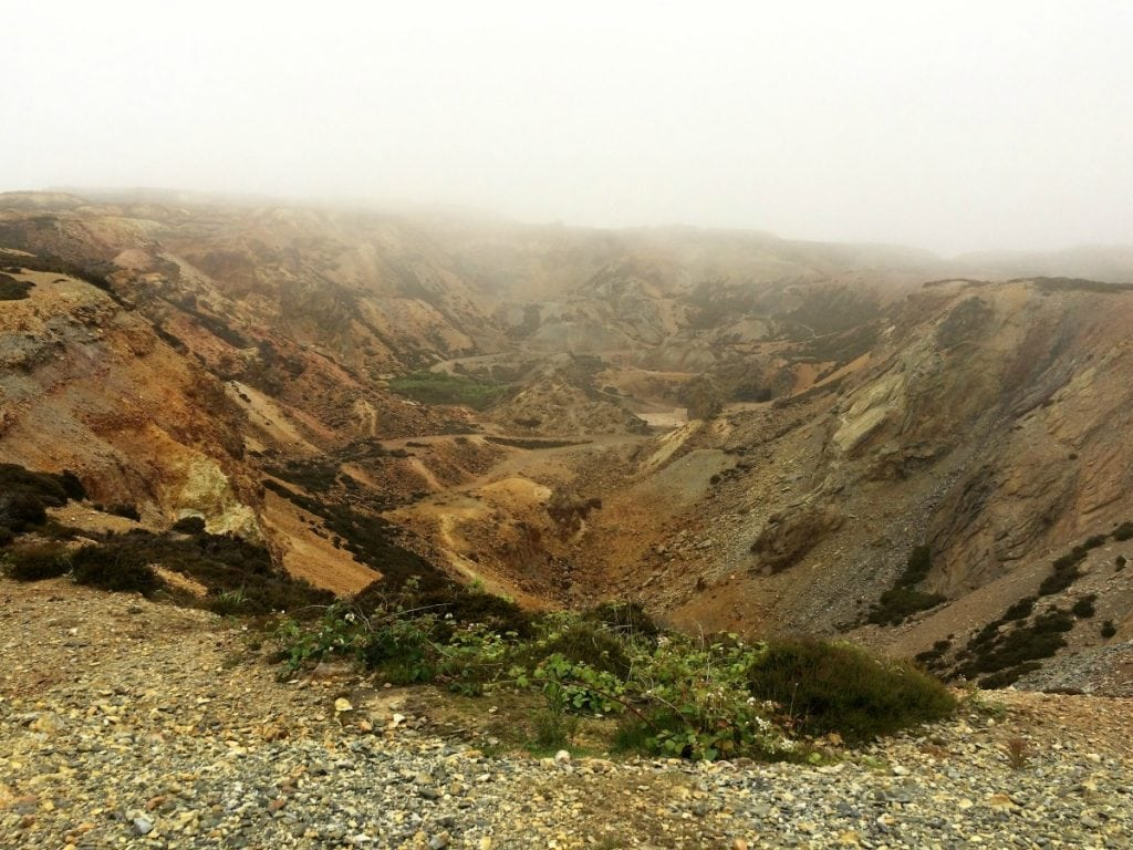 Parys mountain, Copper kingdom