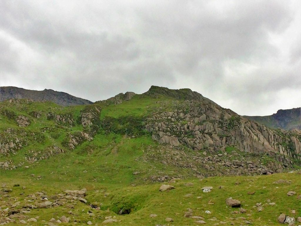 Indian chief cwm idwal