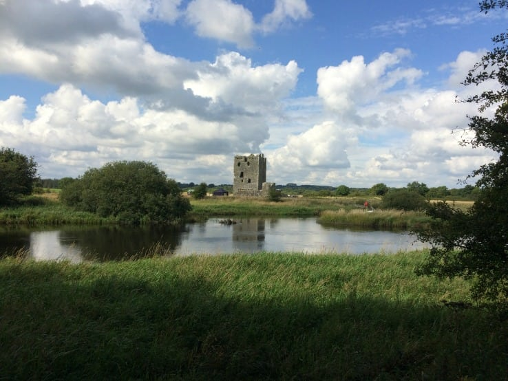 Threave Castle in Dumfires and Galloway