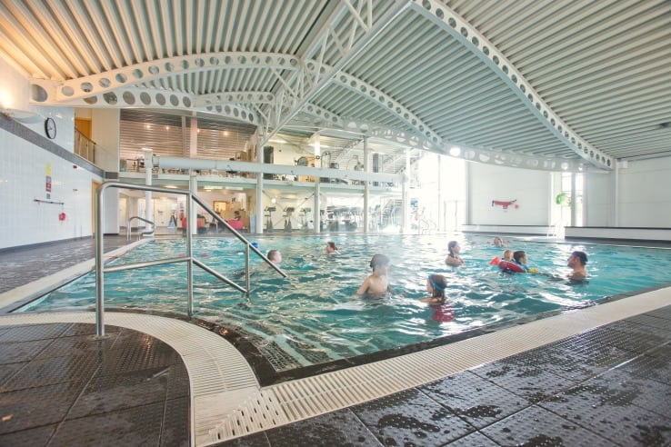 South lakeland leisure village pool