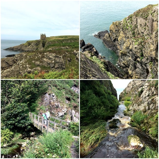 Walk to Portpatrick from Knockinaam
