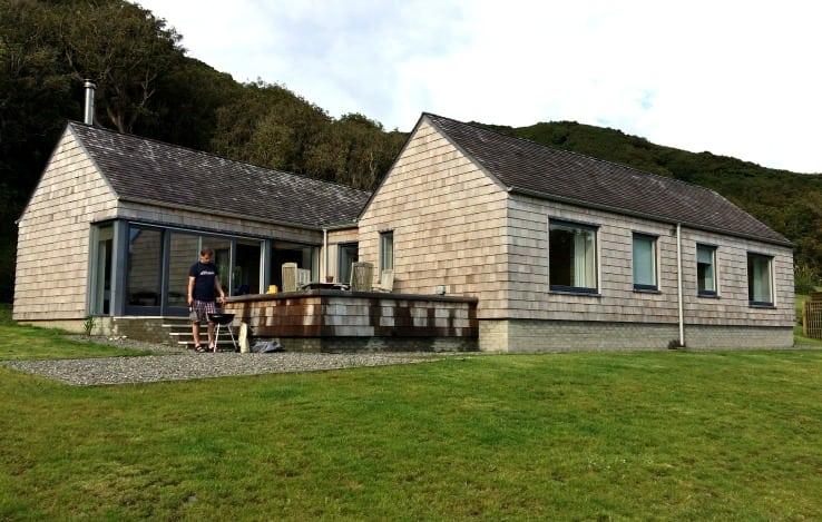 Shingle Lodge, Knockinaam