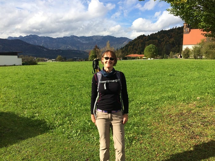 Walking holiday St Agatha Austria