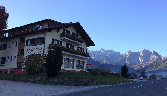 Hotel Gosauerhof Gosau Austria